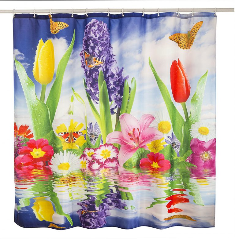 How to Shop for Shower Curtains- Guide to Buying a Shower Curtain