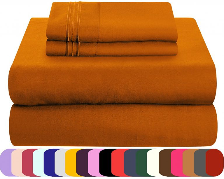 Best 100% Polyester Bed Sheets