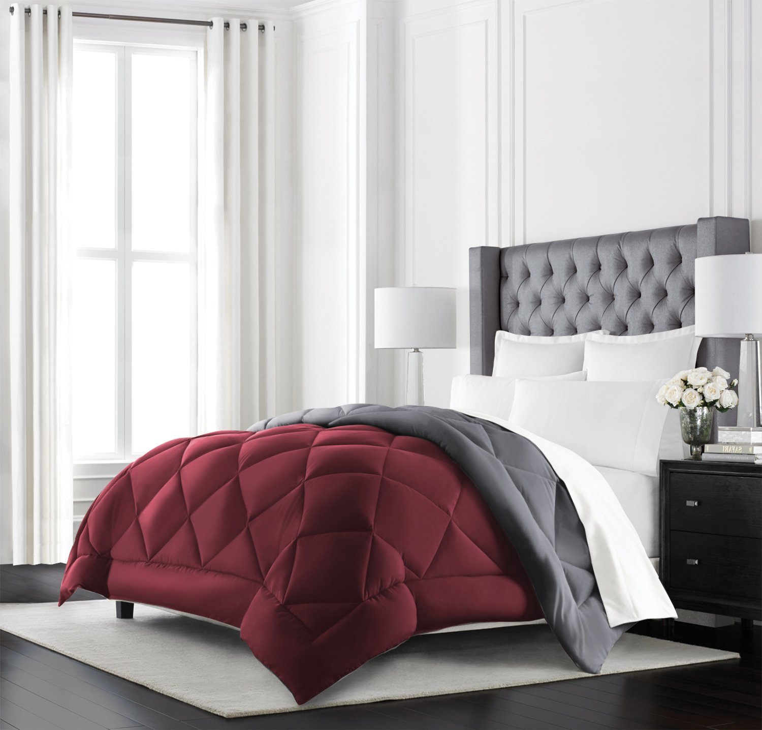 Difference Between Down Comforter and Alternative Down Comforter