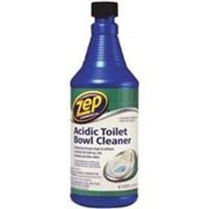 Zep Commercial Acidic Toilet Bowl Cleaner