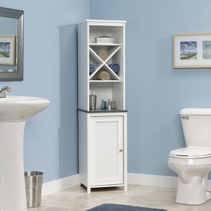 8 Best Bathroom Storage Cabinets For Small Spaces in 2018