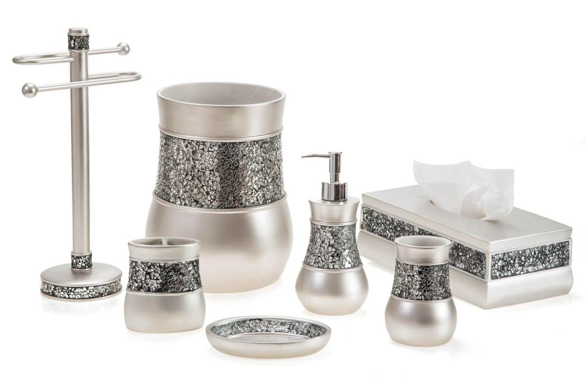 Best Bathroom Countertop Accessory Sets