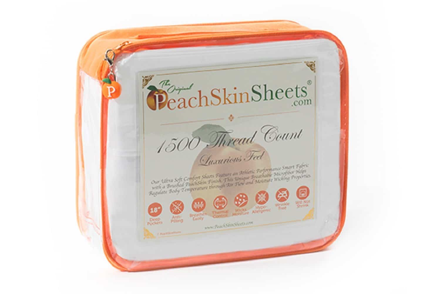 Peachskin Sheets Reviews of 2018-22 Reasons to Buy Peachskin Sheets