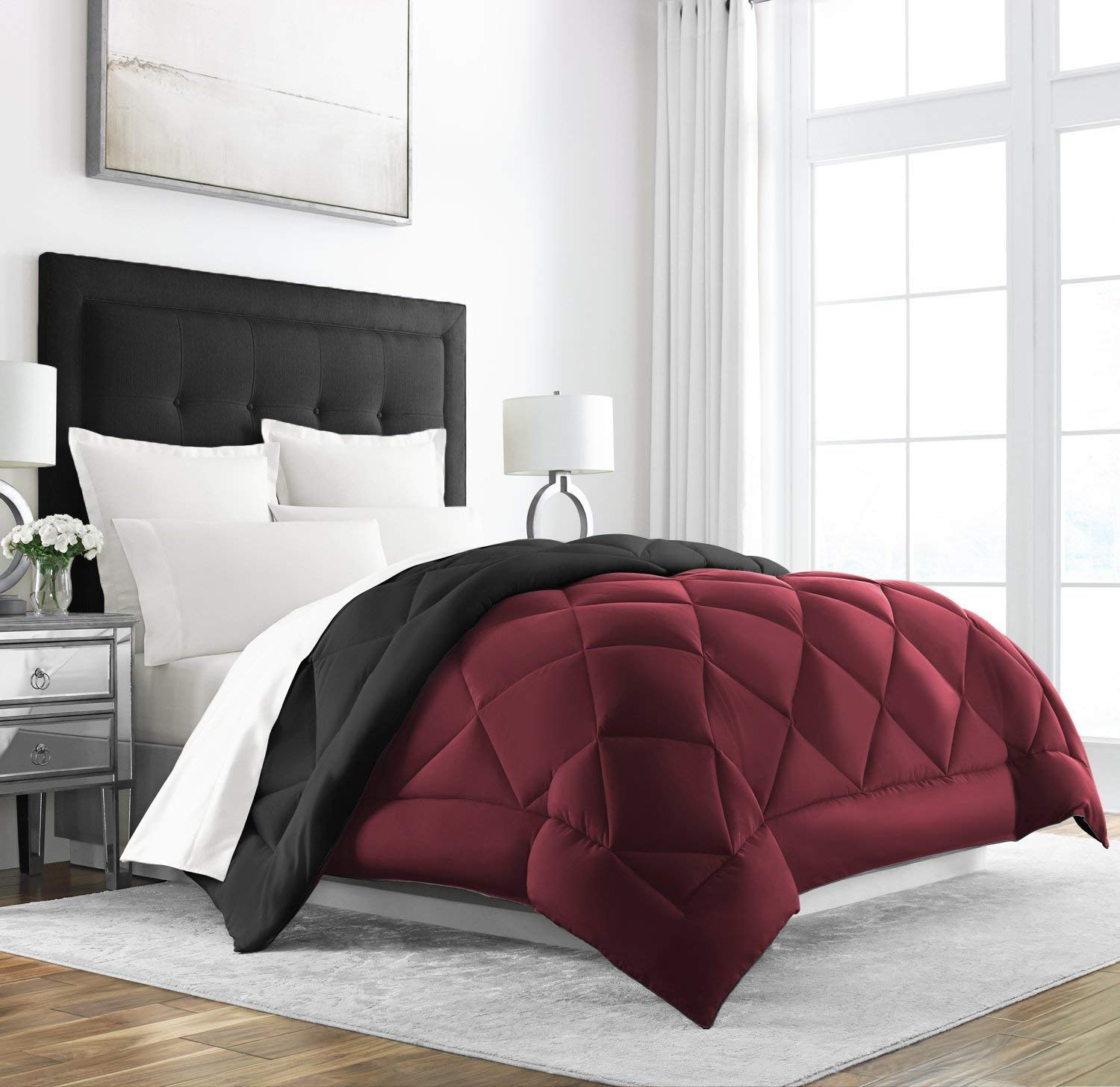 Best Alternative Down Comforters