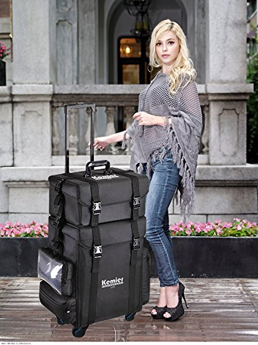 Best Professional Makeup Cases With Wheels