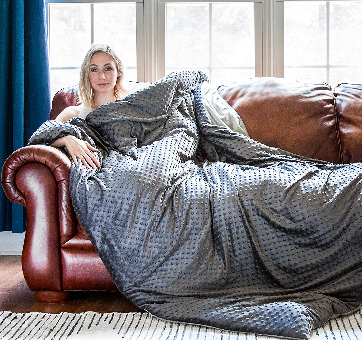 Best Weighted Blankets for Anxiety and Other Disorders