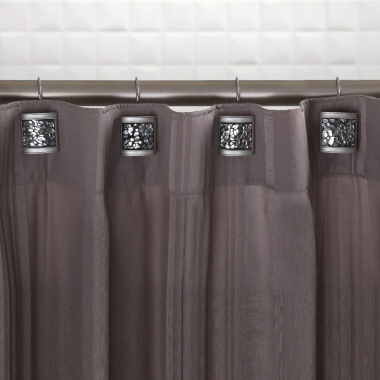 10 Best Shower Curtain Rings Review of 2020