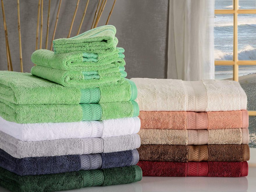 Best Bamboo Bath Towels