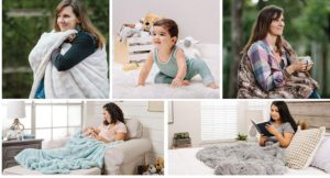 Best Faux Fur Blankets For Beds and Couches
