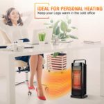 Best Oscillating Space Heaters For Personal Heating