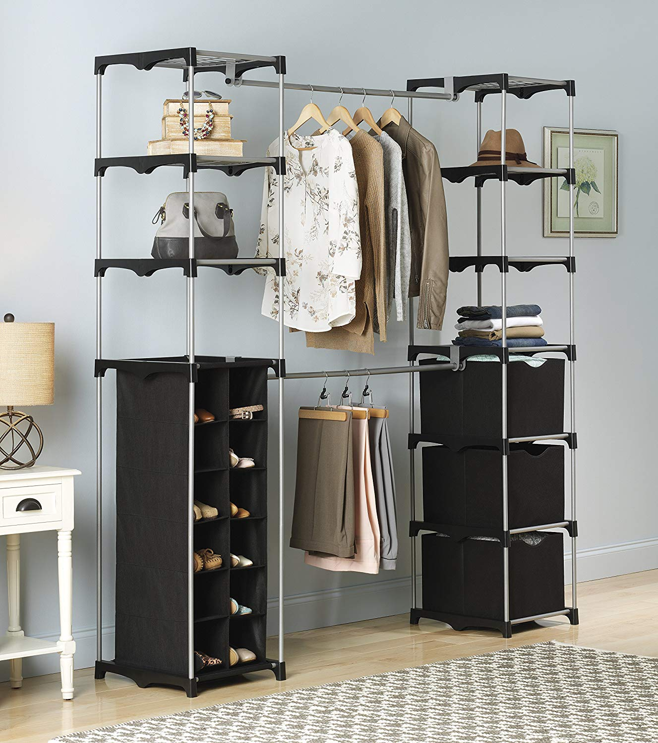 Best DIY Closet Organizer Systems