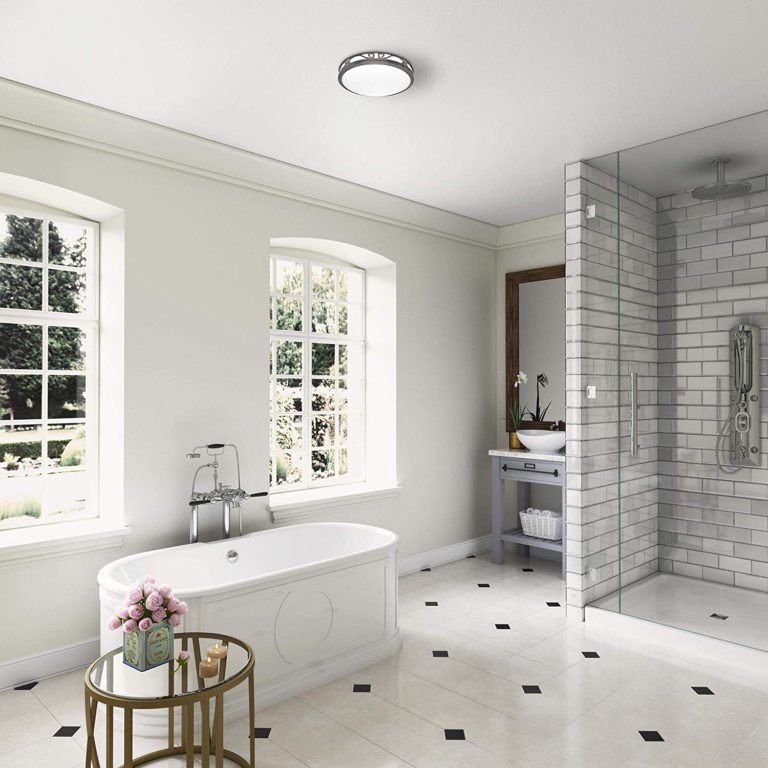 2021 5 Best Bathroom Exhaust Fans with Humidity Sensors Worth the Money