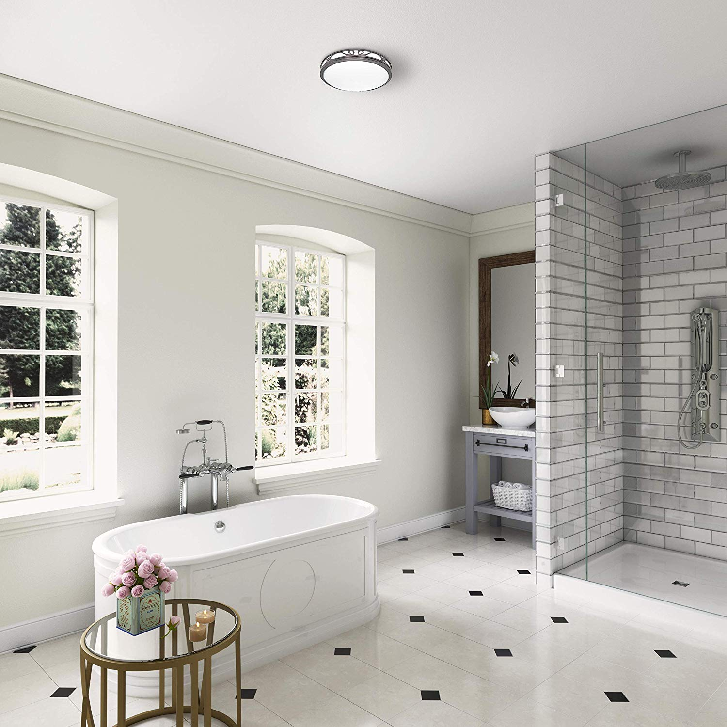 Best Bathroom Exhaust Fans with Humidity Sensors Worth the Money
