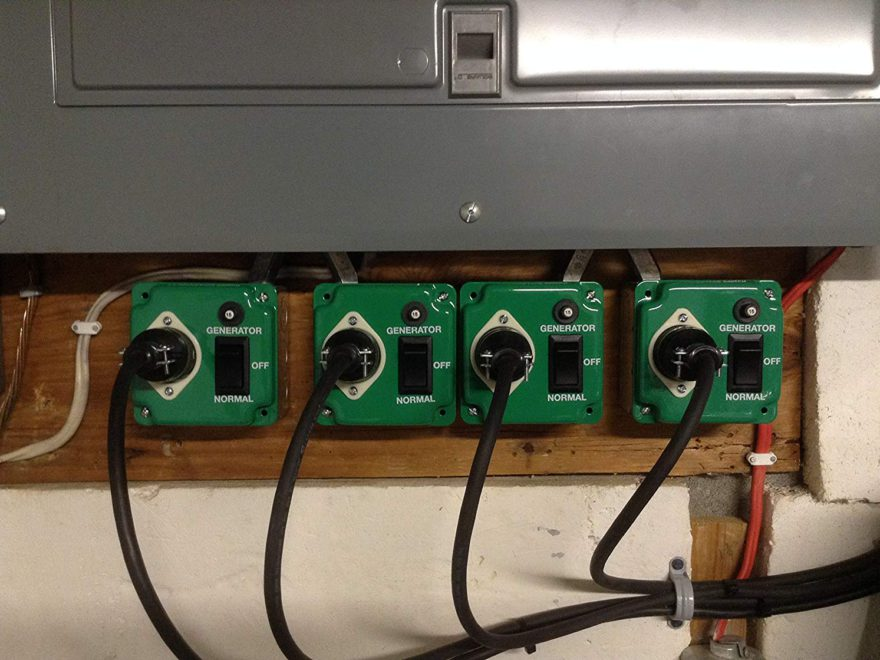 Best Transfer Switches For Portable Generators