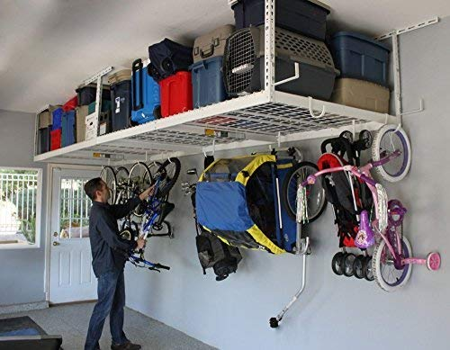 Best Overhead Garage Storage Racks