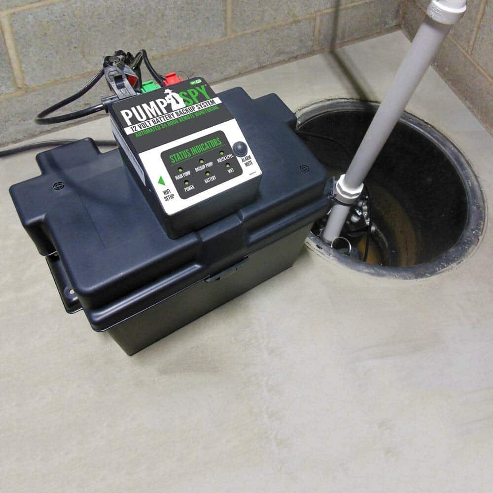 Best Battery Backups For Sump Pumps That Already Exist