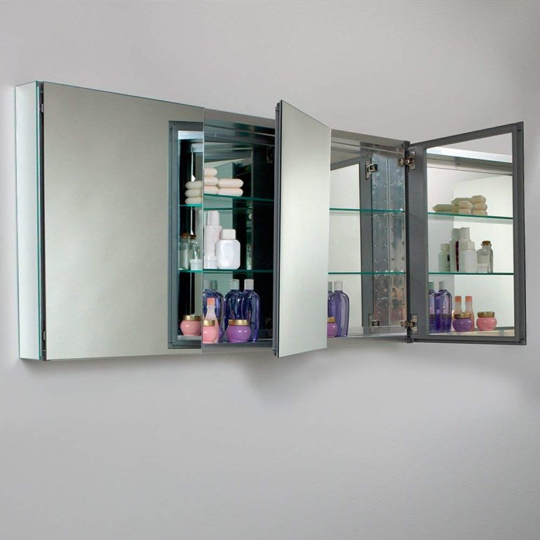 2020 15 Best Medicine Cabinets For Bathrooms Worth Buying