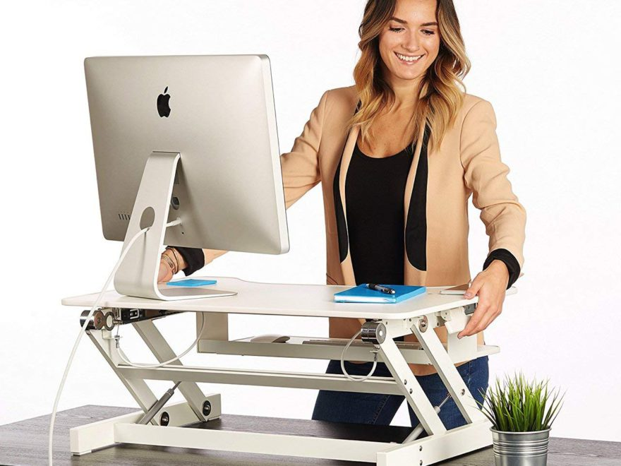 Best Adjustable Standing Desk Converters