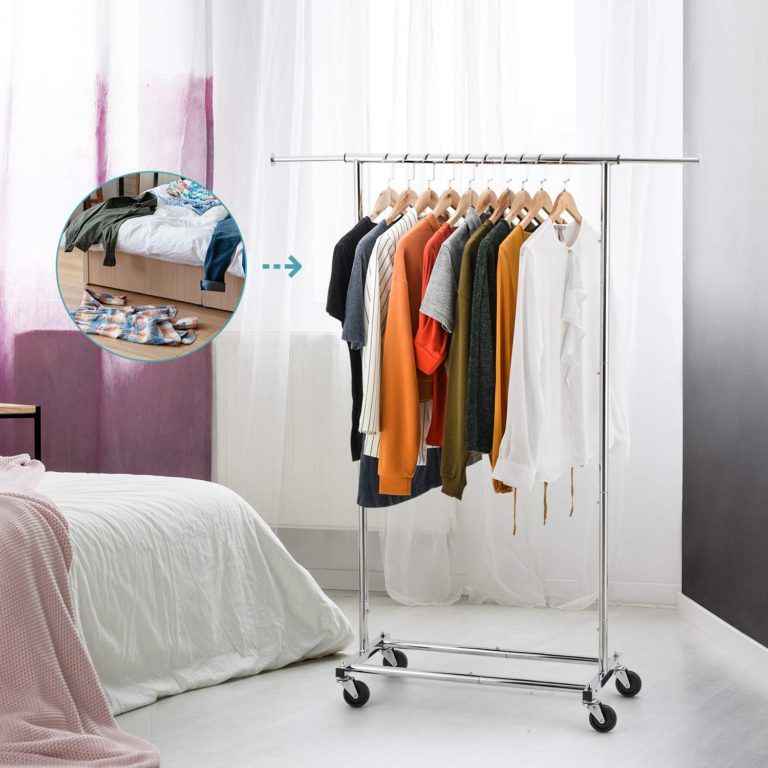 12 Best Collapsible Clothing Racks, 2020 Review