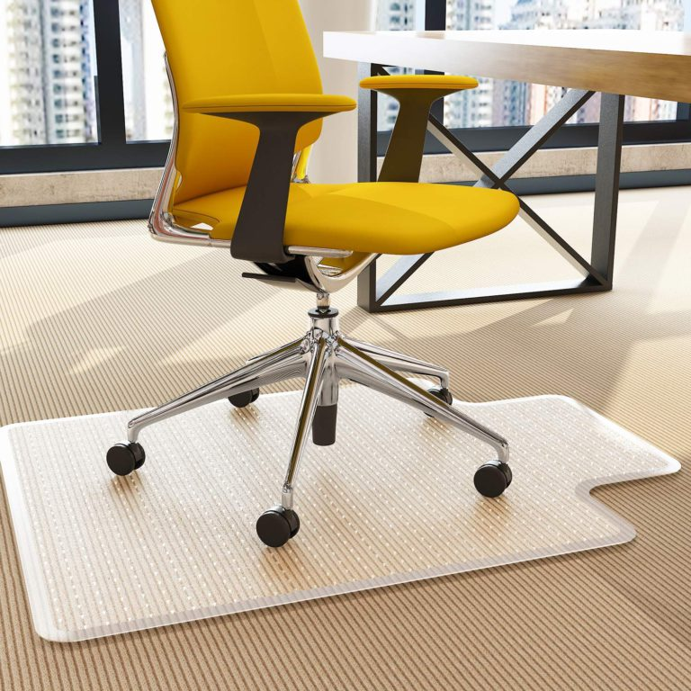 8 Best Chair Mats For Carpets, Reviews of 2020
