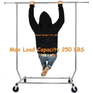 Best Commercial Grade Clothing Racks for Heavy Duty Use