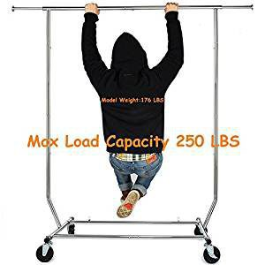 9 Best Commercial Grade Clothing Racks for Heavy Duty Use in 2020