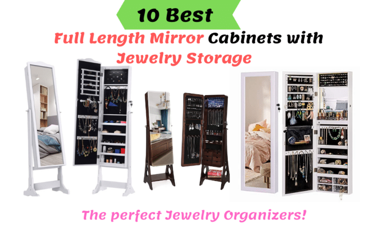 2021 10 Best Full Length Mirror Jewelry Storage Cabinets