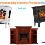 Best Freestanding Electric Fireplace Heaters