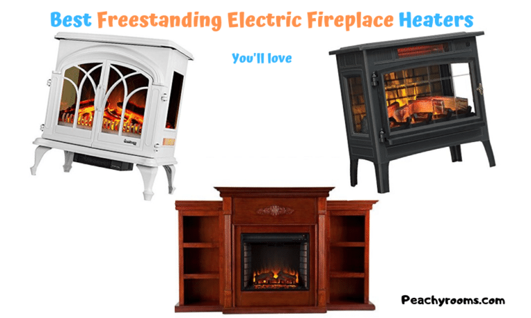 10 Top Best Freestanding Electric Fireplace Heaters of 2020