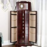 Standing Armoire Jewelry Chests