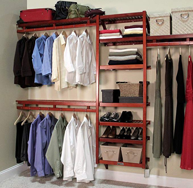 2020 12 Best Closet Organizer Systems For Practical