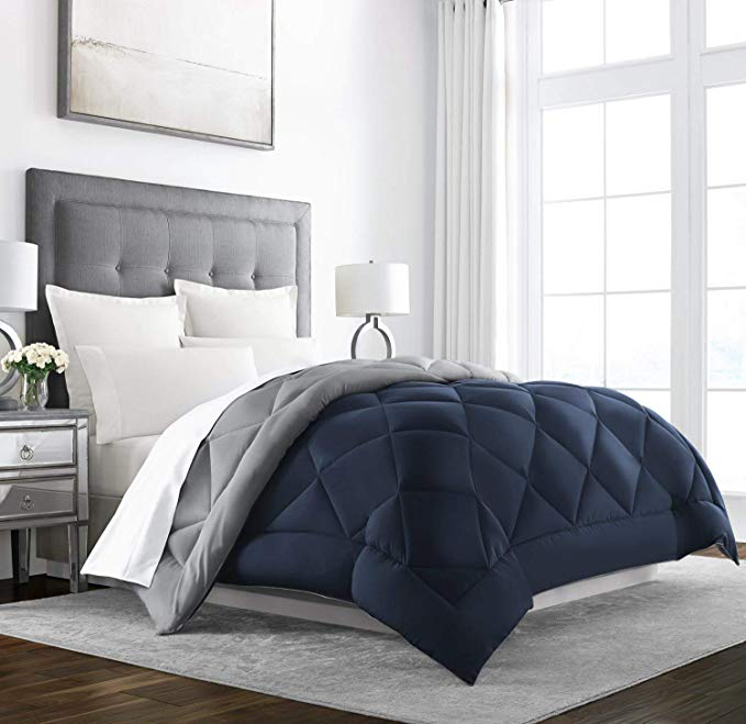 Best Fluffy Down Alternative Comforters