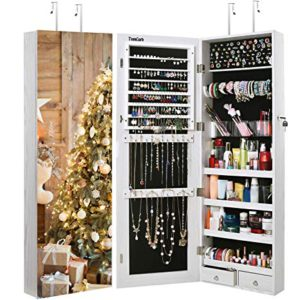 Wall Hanging Jewelry Organizer Cabinet Armoires