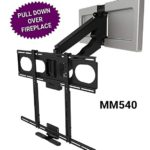 Best Above Fireplace TV Mounts