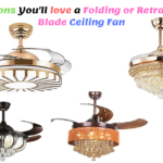 Retractable Ceiling Fans