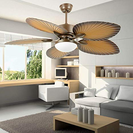 12 Best Tropical Ceiling Fans for a Laid-back Beach Vibe