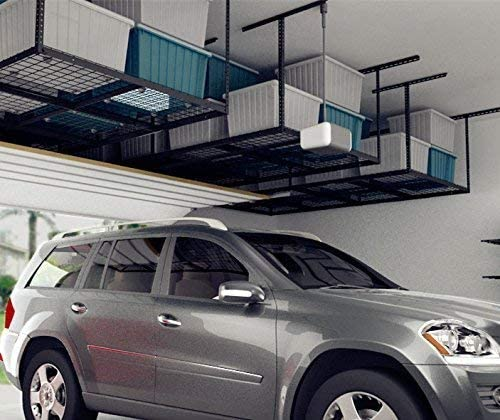 2020 Review of 9 Best Garage Ceiling Storage Systems