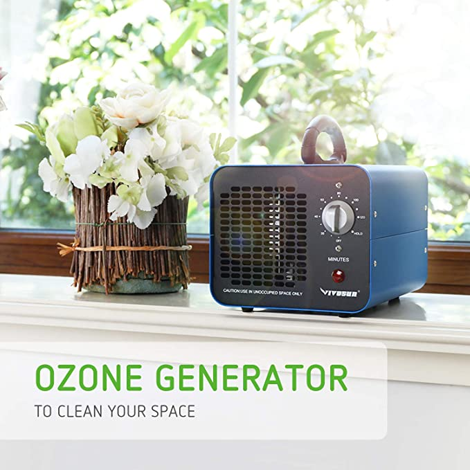 Best Commercial Ozone Generator Machines For Odors, Smoke