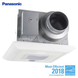 Best Panasonic Bathroom Fans with Humidity Sensor Review