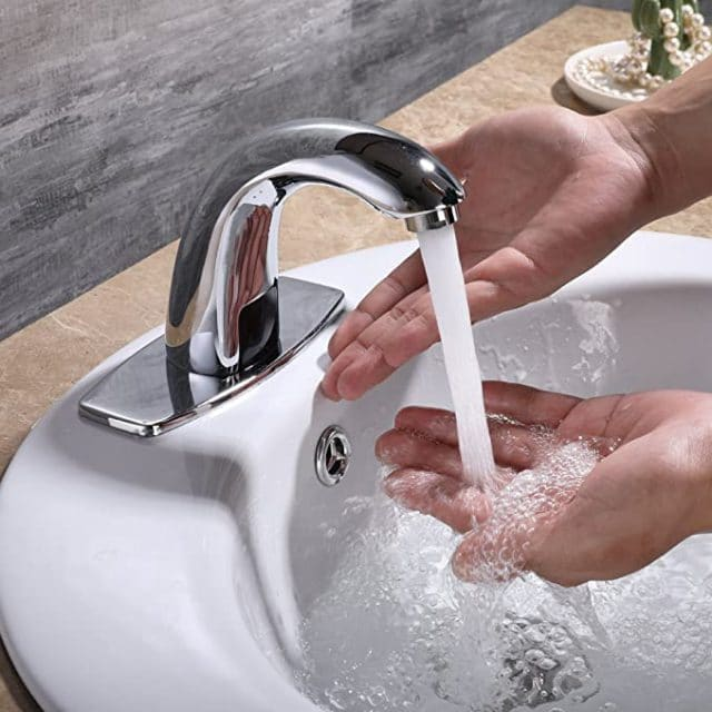Best Touchless Bathroom Sink Faucets