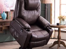 Best Power Lift Recliners with Heat and Massage