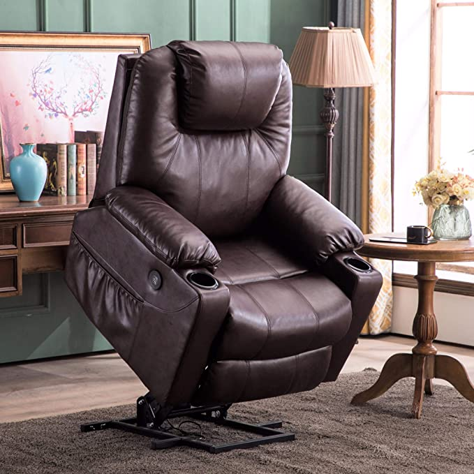 10 Best Power Lift Recliners with Heat and Massage in 2020