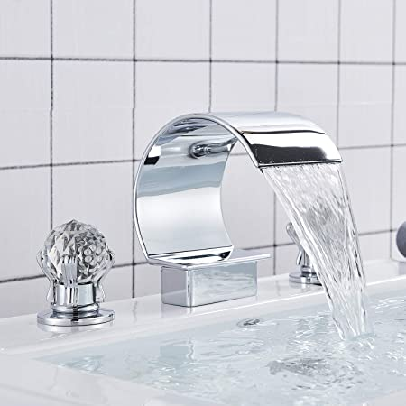 2021 10 Best Waterfall Bathroom Sink Faucets You'll Love