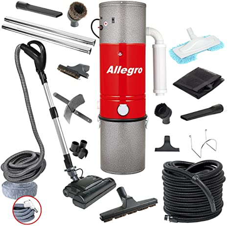2021 10 Best Central Vacuum Systems Reviews