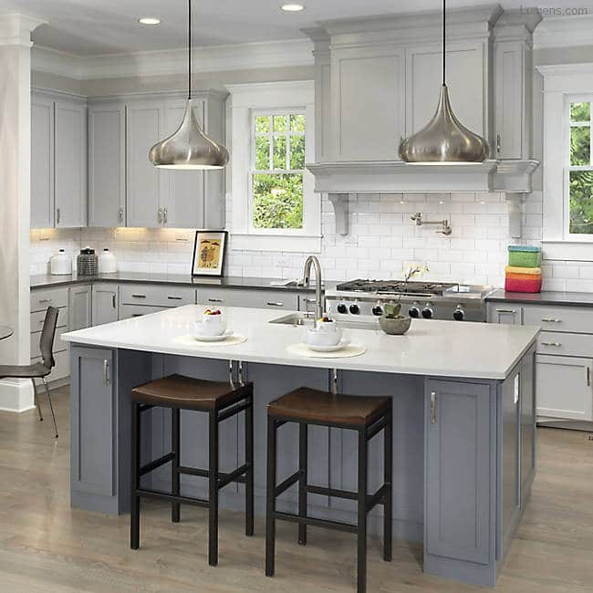 14 Ideas on Pendant Light Fixtures for Kitchen Islands in 2021