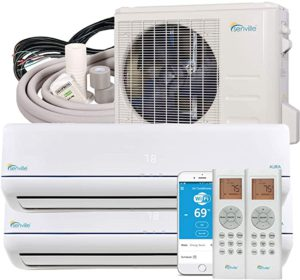 Best Dual Zone Mini Split Air Conditioners Review