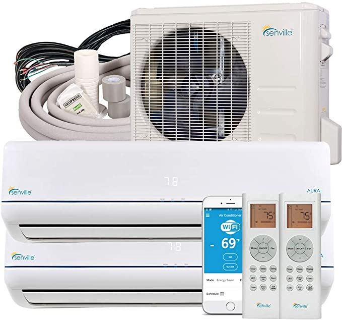 2021 10 Best Dual Zone Mini Split Air Conditioners Review