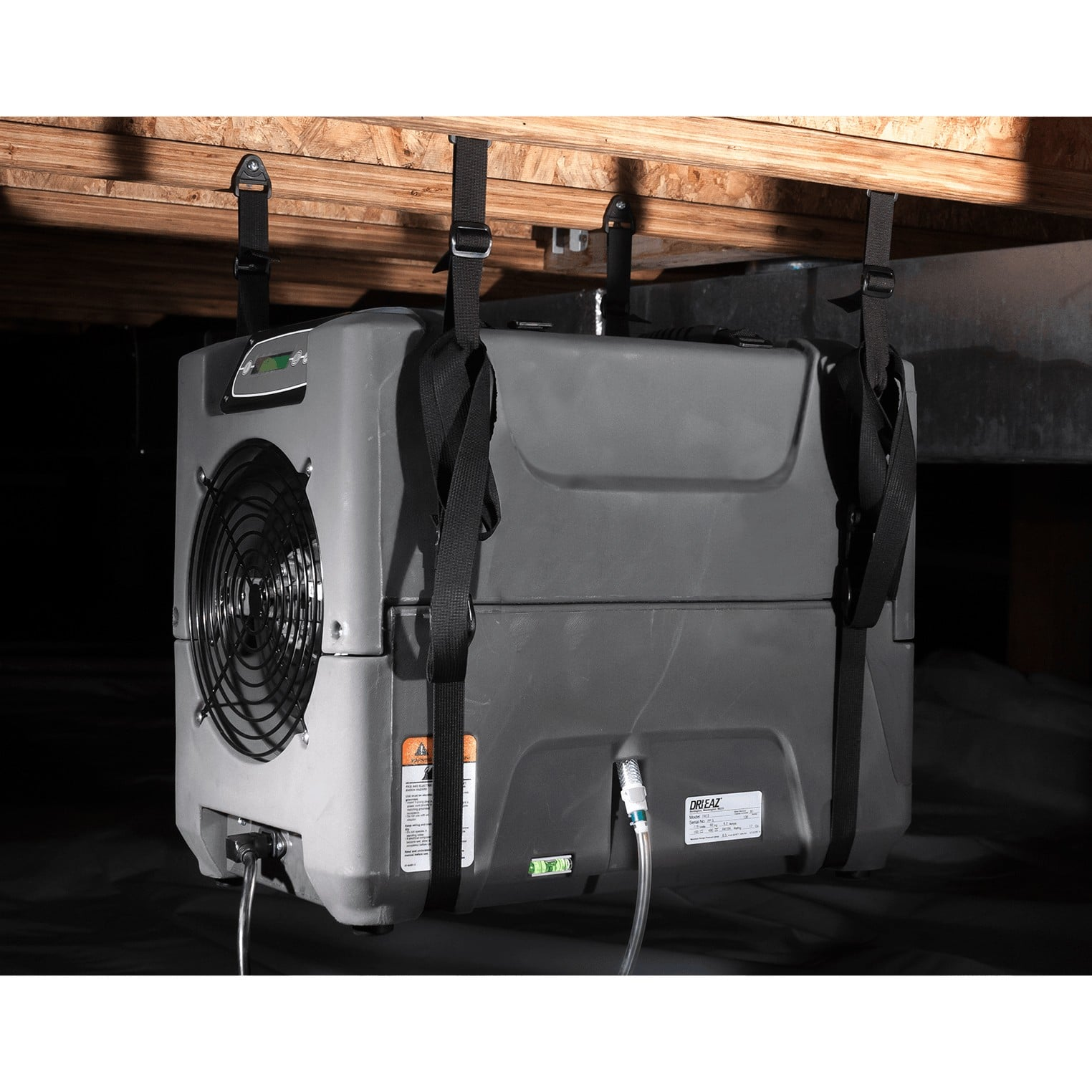 Best Dehumidifiers for Crawl Spaces