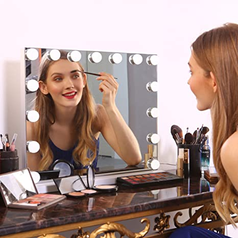 2021 10 Best Hollywood Vanity Makeup Mirrors with Lights Review