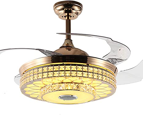 16 Best Hidden Blade Ceiling Fans with Folding Invisible Blades in 2021